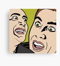 Nicolas Cage Face Canvas Print 9e1d7e92dd67f