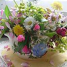 Spring bouquet by Ana Belaj