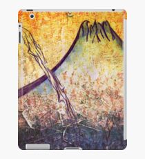 good morning  Mountain iPad Case/Skin