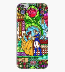 Patterns of the Stained Glass Window iPhone Case