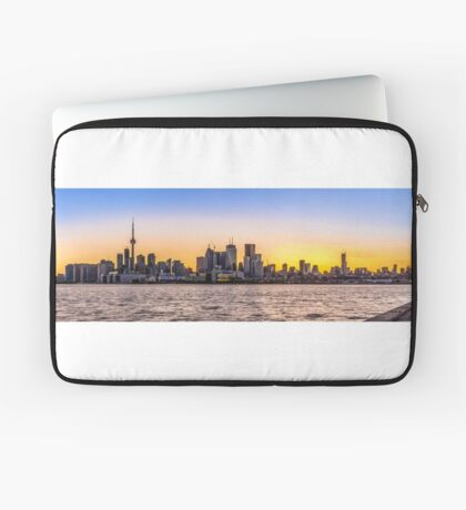 Toronto Skyline 5 Laptop Sleeve