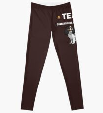 Team Cavalier King Charles Spaniel Leggings