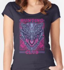 Hunting Club: Gore Magala Women's Fitted Scoop T-Shirt