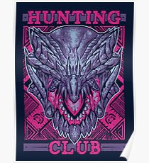 Hunting Club: Gore Magala Poster