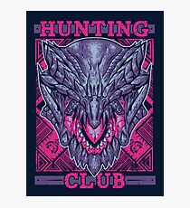 Hunting Club: Gore Magala Photographic Print