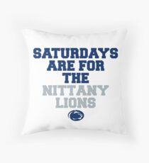 Penn State - Style 41 Throw Pillow