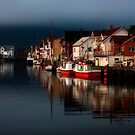 Henningsvaer. Lofoten Islands. Norway. by PhotosEcosse
