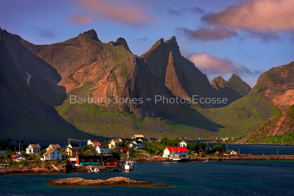 Quot Sorvagen Moskenesoy Island Lofotens Norway Quot By