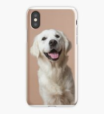 Golden retriever phone case 2 iPhone Case