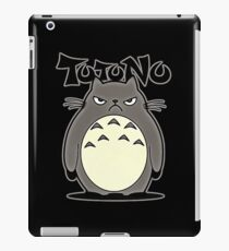 totoro parody totono iPad Case/Skin