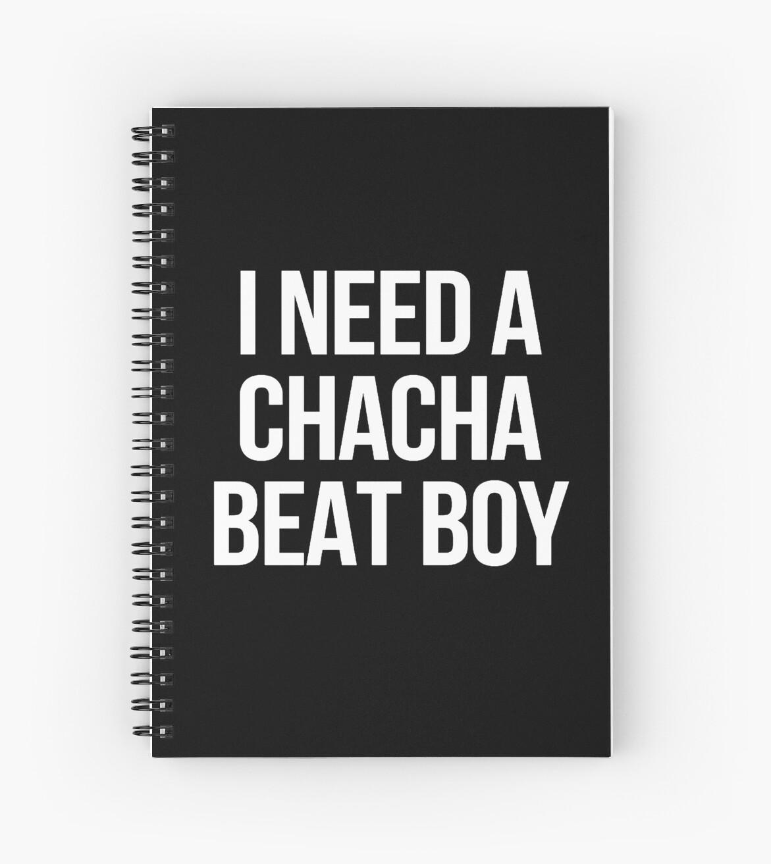 Jay Park - ICH BRAUCHE EINEN CHACHA BEAT BOY von olxSOPH