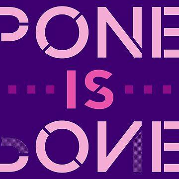 Pone in Pink by Ekliptik