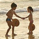 Little sister by MichaelBr