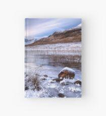 Blaven in Winter Light, Isle of Skye. Scotland. Hardcover Journal