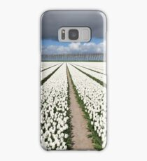Tulips before the storm Samsung Galaxy Case/Skin