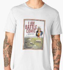 I Am Battle Comic Shirts Men's Premium T-Shirt