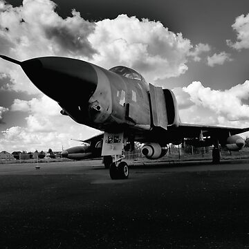 phantom - RF-4E by hottehue