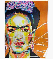 Frida Kahlo Artpainting Poster
