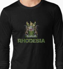 Camiseta de manga larga Escudo de Rodesia