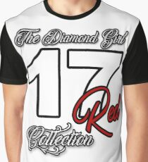 Red Collection Graphic T-Shirt