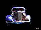 Purple Car by Ted Byrne
