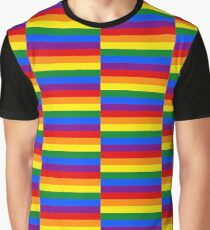 Rainbow Flag Gifts & Products Graphic T-Shirt