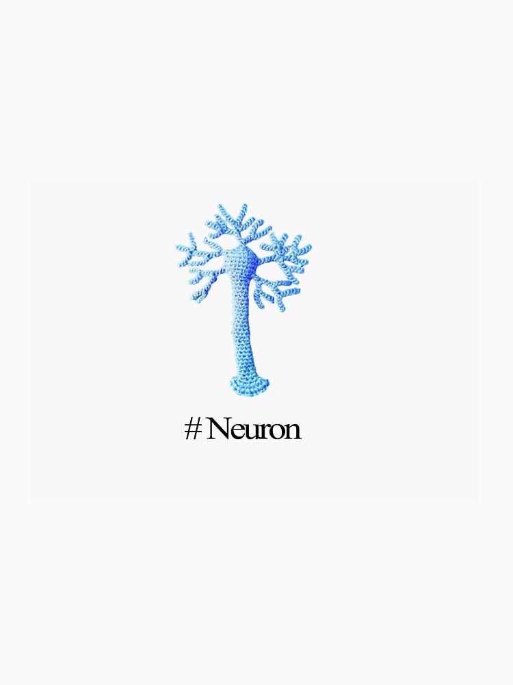#Neuron Blue by thepurplelilac
