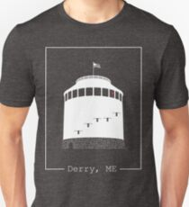Visit Beautiful Derry, Maine T-Shirt
