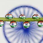 I love my India...... by AroonKalandy