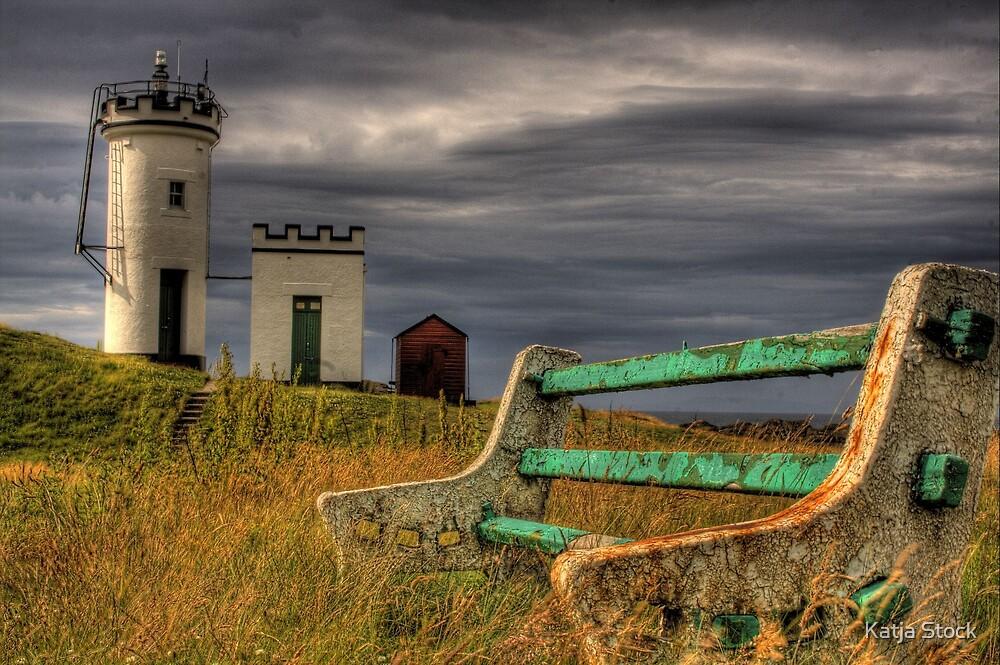 Elie Lighthouse by Katja Stock