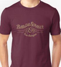 Salems Lot - Barlow And Straker Unisex T-Shirt