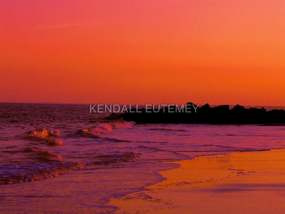 CONTEMPLATION by KENDALL EUTEMEY