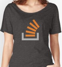 Stack Overflow Icon (big) Women's Relaxed Fit T-Shirt