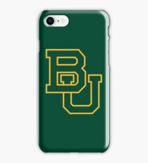 Baylor Bears iPhone Case/Skin