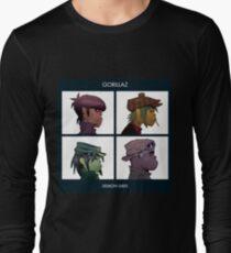 GORILLAZ DEMON DAYS ALBUM ARTWORK (Jamie Hewlett) T-Shirt