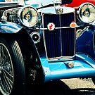 MG 1936 Type PA by John Schneider