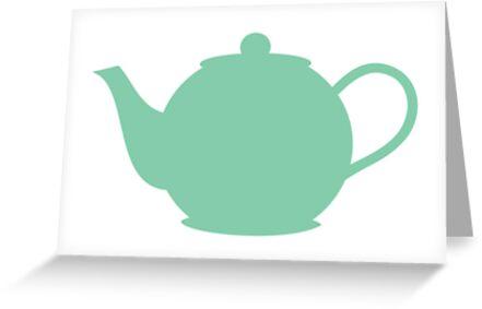 Die Büro-Teekanne von klee12