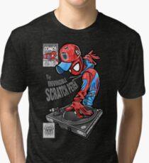 Invincible Scratch Peter Tri-blend T-Shirt