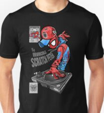 Invincible Scratch Peter T-Shirt