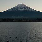 Fuji Mountain  von Doggenhaus