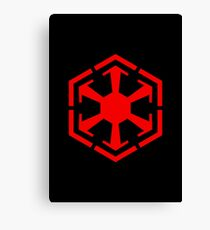 Sith Empire Canvas Print