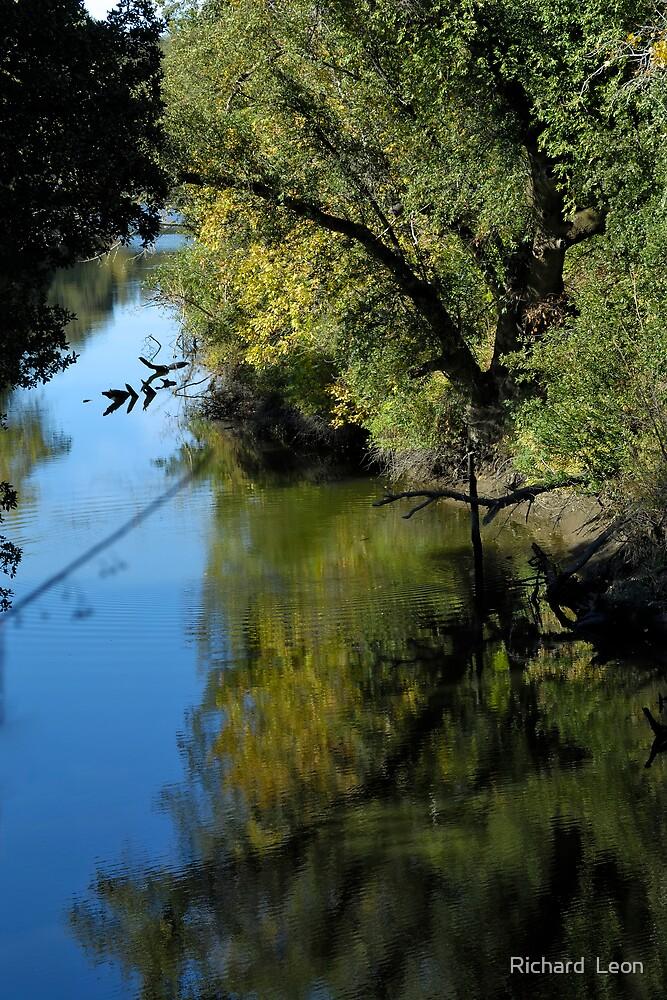 Napa River  •  Napa, California by Richard  Leon