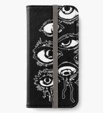 Eye'M watching you iPhone Wallet/Case/Skin