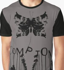 To pimp Compton Graphic T-Shirt
