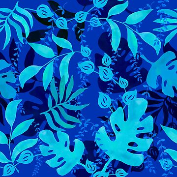 Blue jungle by MariaMahar