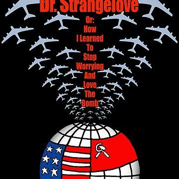 Kubrick Dr. Strangelove Logo by DudePal