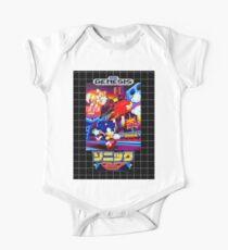 Sonic Mania Game Sega Genesis Japanese Kids Clothes