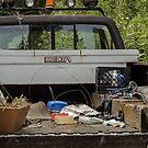 Stuff on A Truck  by John  Kapusta