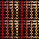 Totenkopf Muster von germanX