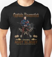 Captain Boomstick (Puppet Version) T-Shirt
